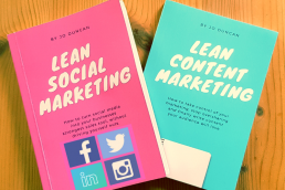 Lean Social Marketing